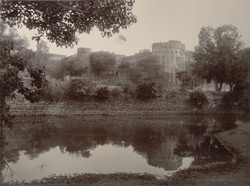 Wair [Wer] Fort about 26 miles from Bharatpur
